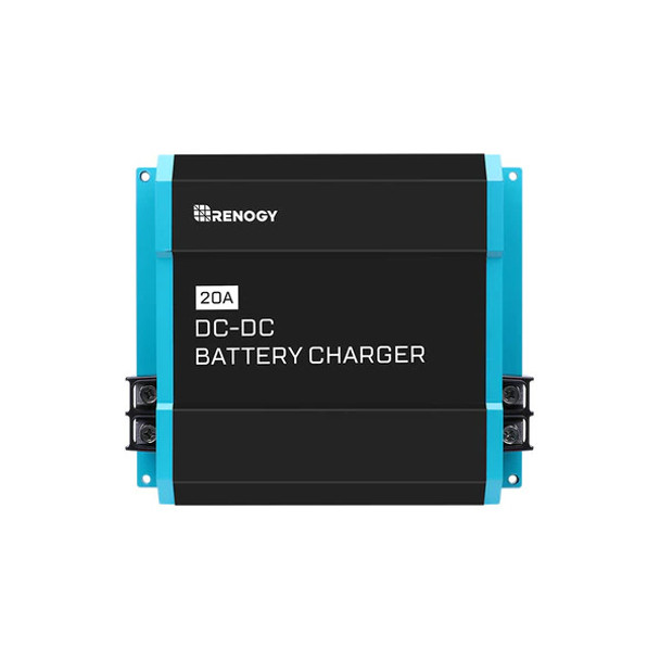 Renogy 12V DC to DC On-Board Battery Charger (20 AMP)