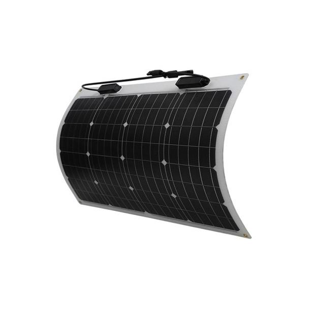 Renogy RNG-50DB-H 50 Watt 12 Volt Flexible Monocrystalline Solar Panel