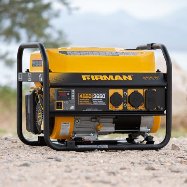 Firman P03601 4550 Watt Performance Generator