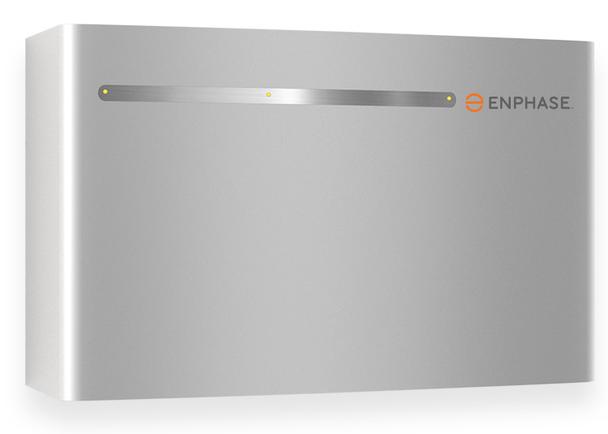 Enphase ENCHARGE-10-1P-NA 10.5kWh Lithium Iron Battery