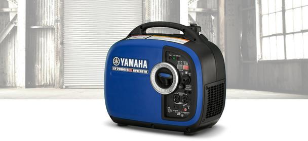 Yamaha EF2000ISV2 Parallel Capable, 2000 Watt, Inverter Generator