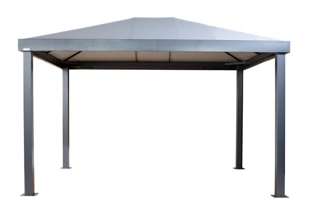Sojag 500-9166842 Monteserra Gazebo 10x12 ft. - Light Grey