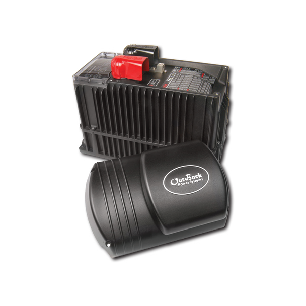 Outback Power Grid-Hybrid FXR-3048A-01 Renewable Energy System
