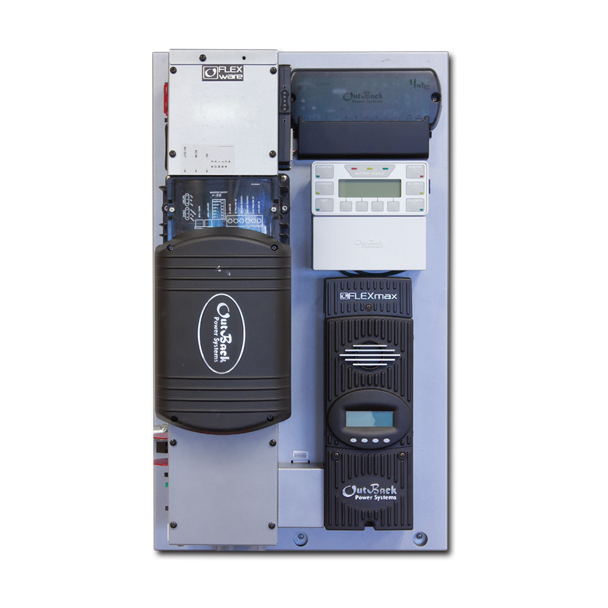 Outback FLEXpower One FXR3048A-01 3.0kW 48 Volt Pre-wired Single Inverter System