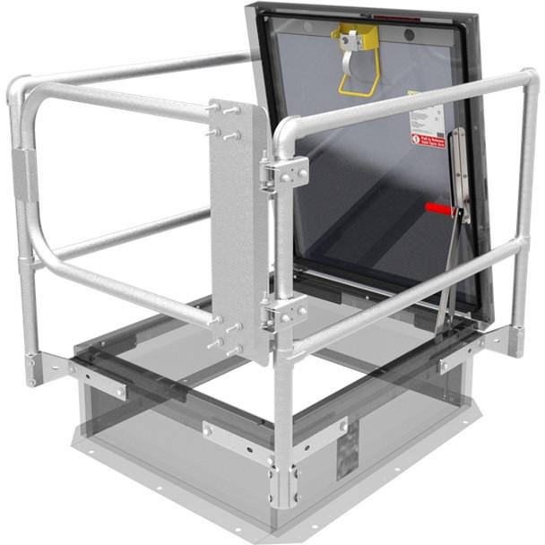 Babcock-Davis 30 x 72 Safety Railing SRCA30X72SG