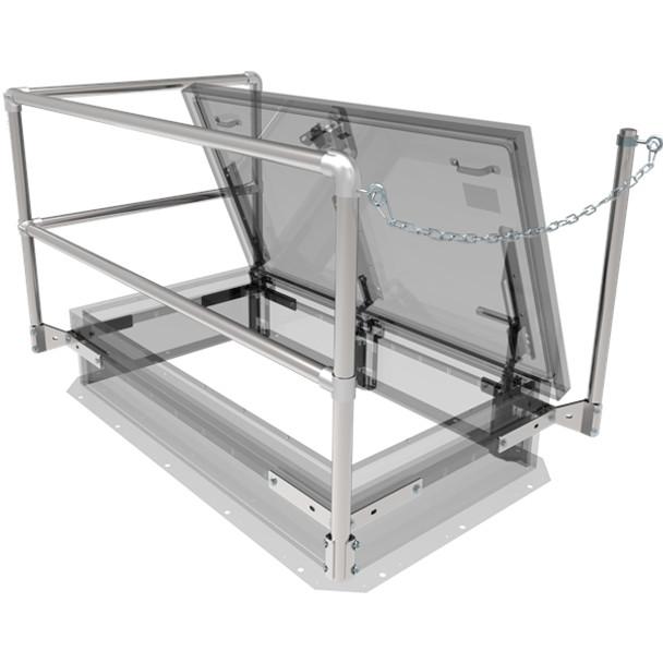 Babcock-Davis 30 x 54 Safety Railing SRCA30X54SC
