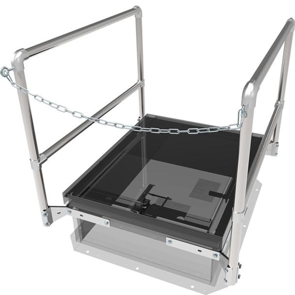 Babcock-Davis 30 x 72 Safety Railing SRCA30X72SC