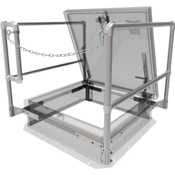 Babcock-Davis 36 x 36 Safety Railing SRCA36X36FC