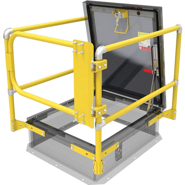 Babcock-Davis 36 x 30 Thermalmax Safety Railing SRBAY36X30FG