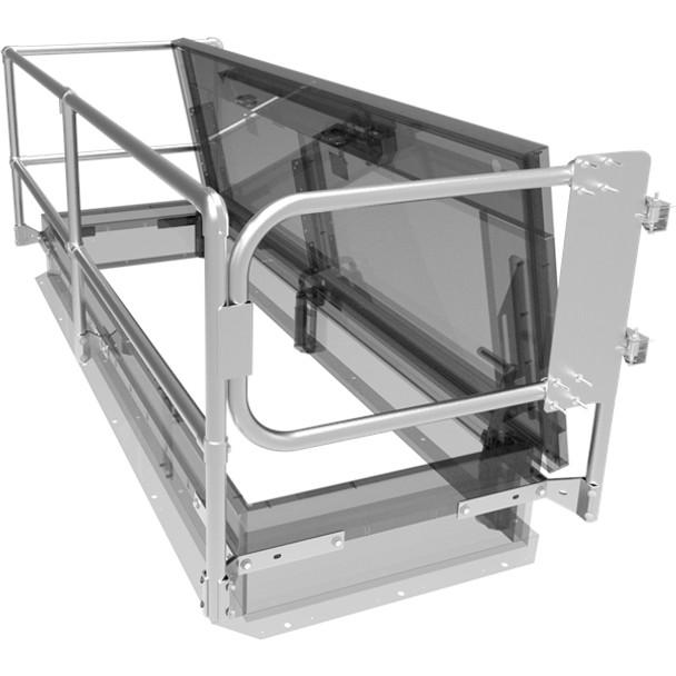 Babcock-Davis 30 x 96 Thermalmax Safety Railing SRBA30X96SG
