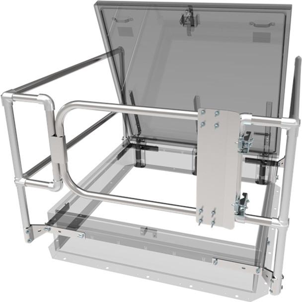 Babcock-Davis 48 x 48 Thermalmax Safety Railing SRBA48X48FG