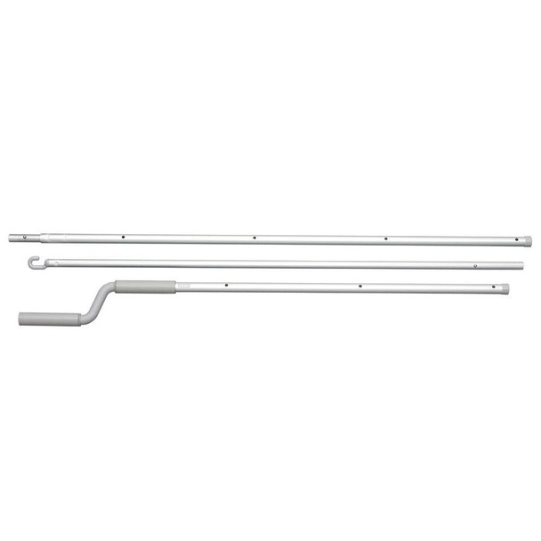 6'-10' Hook Rod for Operation of Manual Skylights
