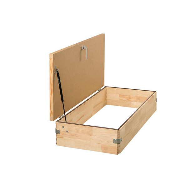 Fakro 25 in. x 47 in. Upper Hatch for Attic Ladder
