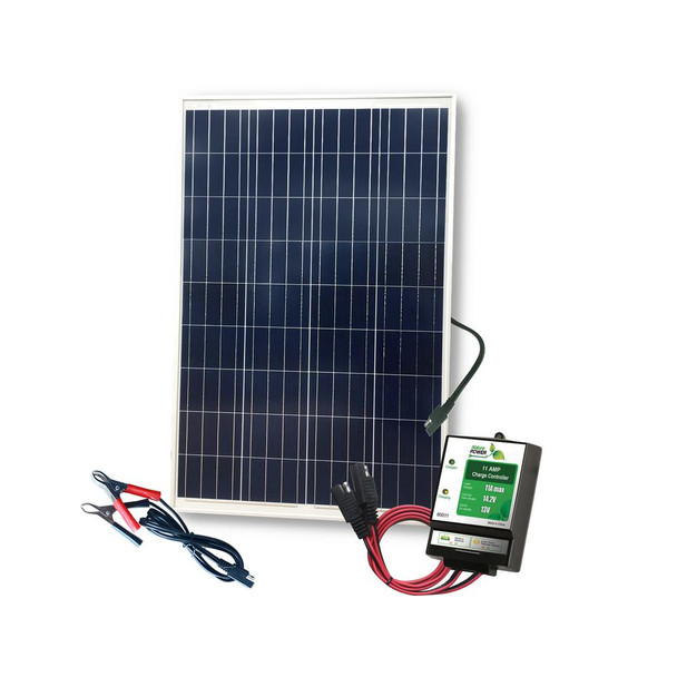 Nature Power 100 Watt High Power Complete Solar Kit