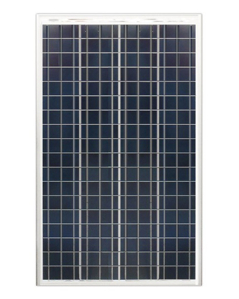 Ameresco 120J-B Solar 120 Watt 24 Volt Solar Panel