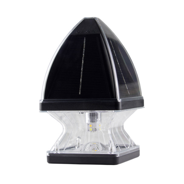 Gama Sonic Gothic Solar Post Cap Light GS-143