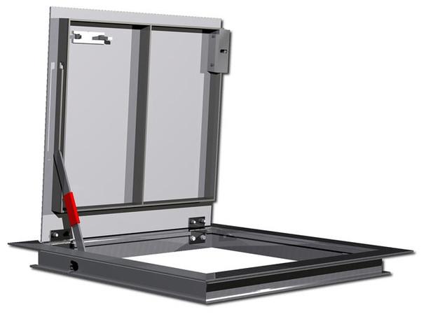 Acudor 30 x 48 FA-300 Aluminum Floor Door