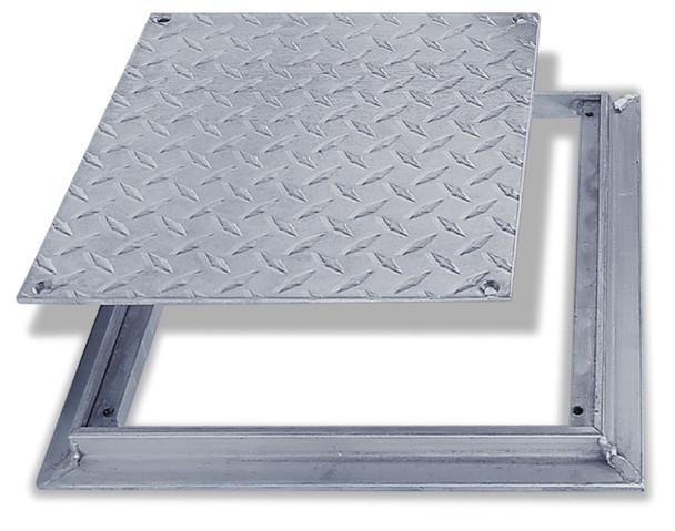 Acudor 8 x 8 FD-8060 Aluminum Floor Door