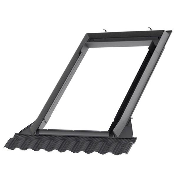 VELUX UK08 High-Profile Tile Roof Flashing for GPU Roof Windows