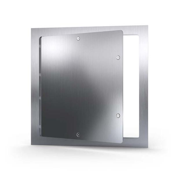 Acudor 16 x 16 Medium Steel Security Access Door MS-7000 with Tamper Resistant Allen Head Cam Latch