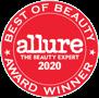 Best of beauty award winner