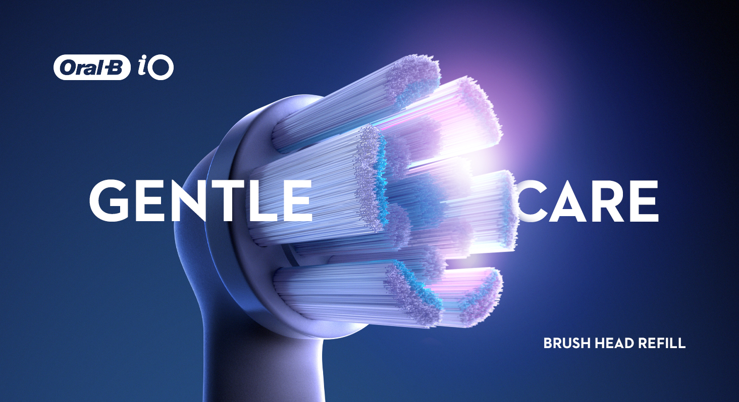 Gentle Care Brush Head Refill