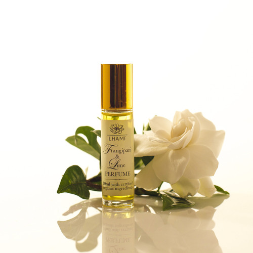 Frangipanni & Lime Perfume 10ml