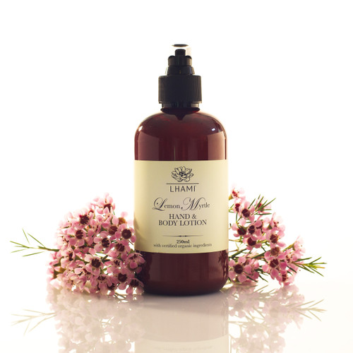 Lemon Myrtle Hand & Body Lotion  250ml