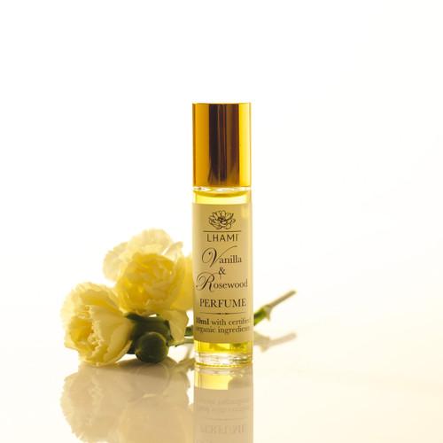 Vanilla & Rosewood Perfume 10ml