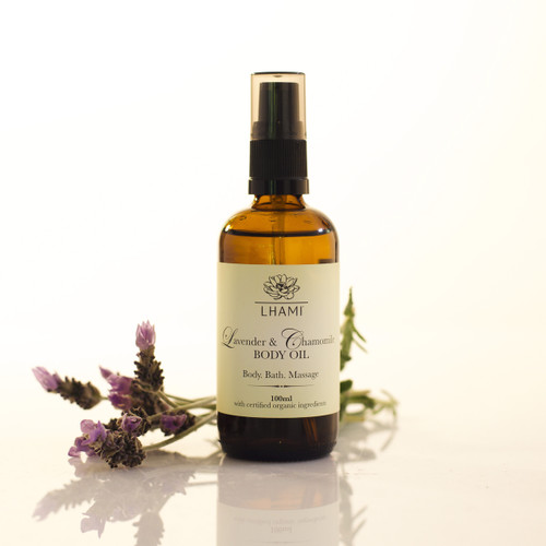 Lavender & Chamomile Oil