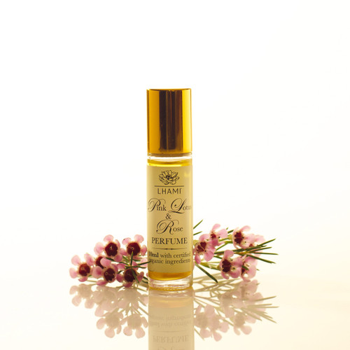 Pink Lotus & Rose Perfume 10ml