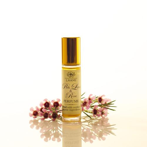 Pink Lotus & Rose Perfume 10ml
