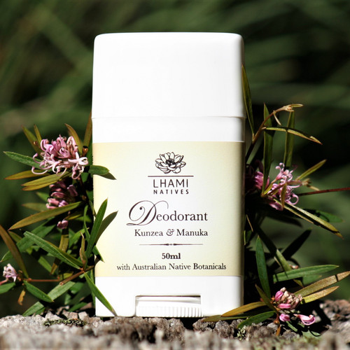 Deodorant with Kunzea and Manuka