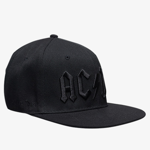 AC/DC Black Rock or Bust Cap