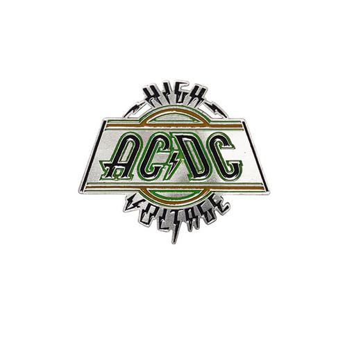 AC/DC High Voltage Pin
