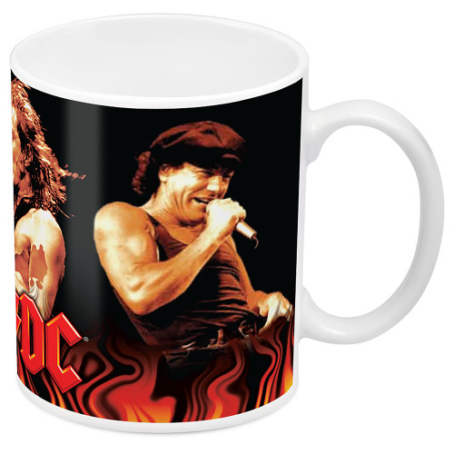 AC/DC Trio Coffee Mug