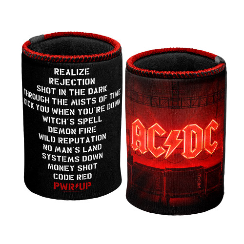 AC/DC Power Up Album Cover Can Cooler