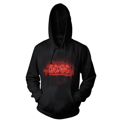 AC/DC Power Up Album Cover Hoodie
