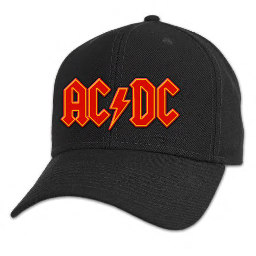 AC/DC Power Up Logo Baseball Cap