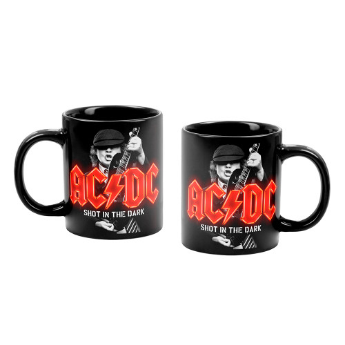 AC/DC Power Up Angus Black Mug