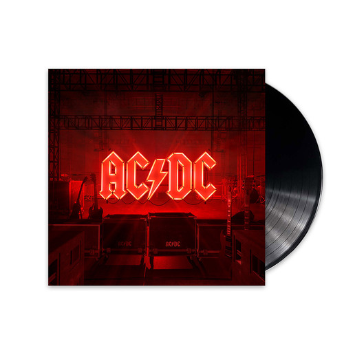 AC/DC Power Up Black LP