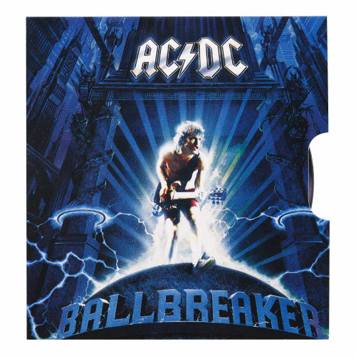 AC/DC Ballbreaker Collector Coin