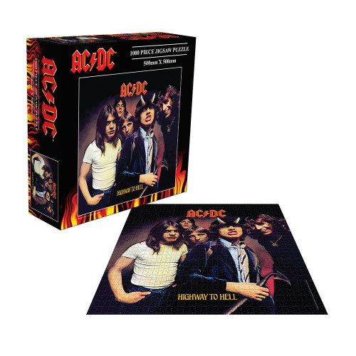 AC/DC Highway to Hell Puzzle