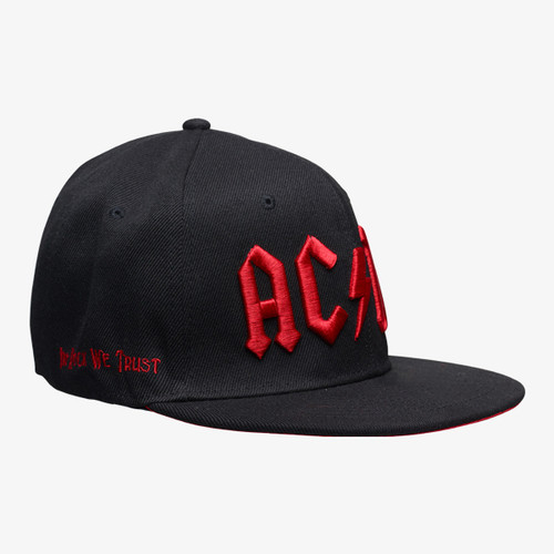 AC/DC Red Rock or Bust Cap