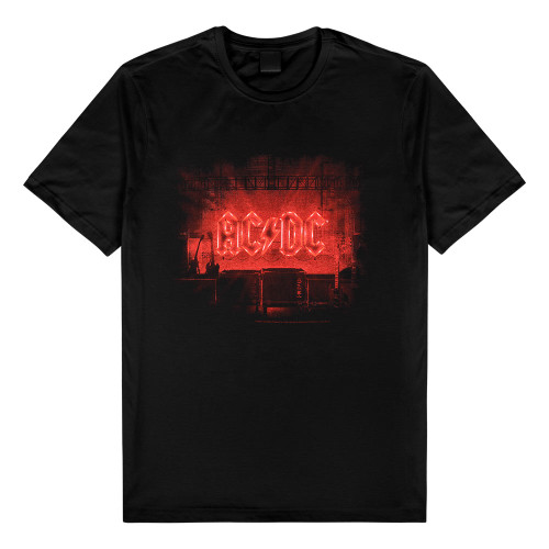 AC/DC Power Up Album Cover Men's Tee