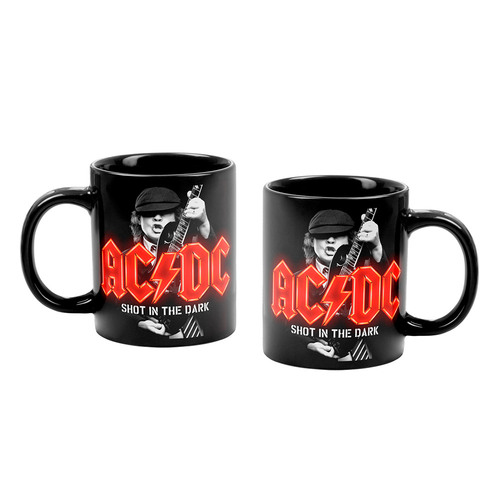 AC/DC Power Up Angus Black Mug