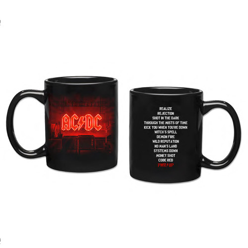 AC/DC Power Up Album Cover Mug