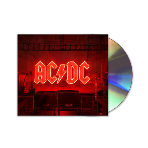 AC/DC Power Up CD Softpack