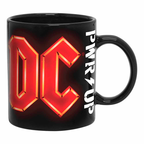 AC/DC Power Up Logo Mug