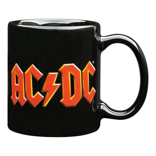 AC/DC Red Logo Coffee Mug